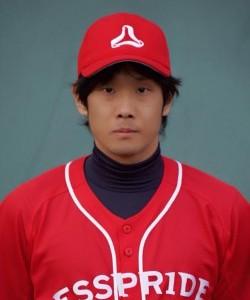 羽田野 嘉一(投手)